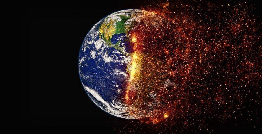 Pianeta terra chiede aiuto: questione ecologica e impronta ambientale